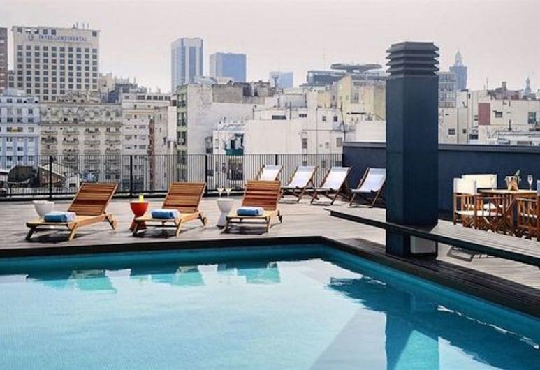 聖特爾莫區克伊酒店, 布宜諾斯艾利斯, 天台泳池