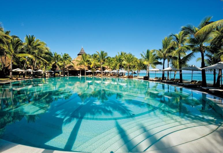 Paradis Beachcomber Golf Resort & Spa, לה מורן, בריכה חיצונית