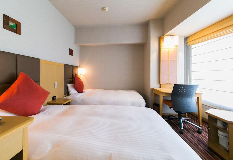Pearl Hotel Yaesu, Tokyo, Twin Room, Smoking, Guest Room
