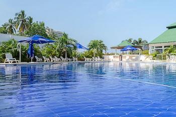 Foto van Sanha Plus Hotel in Santa Marta