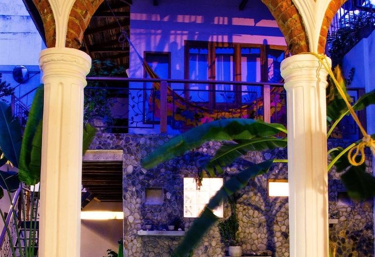Casa Verde Hotel, Santa Marta, Bazén