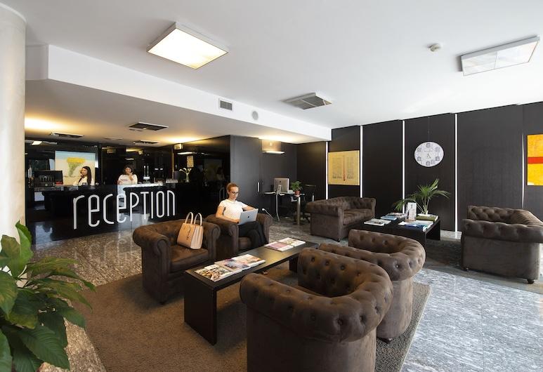 Hotel D120, Olgiate Olona, Lobby