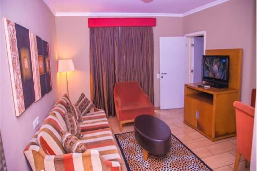 Suite Elite - Sala de estar
