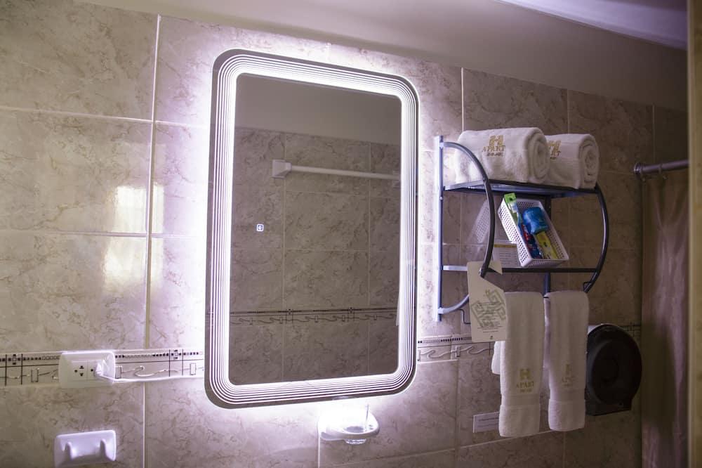 Апартаменти преміум-класу, 1 ліжко «кінг-сайз» - Ванна кімната