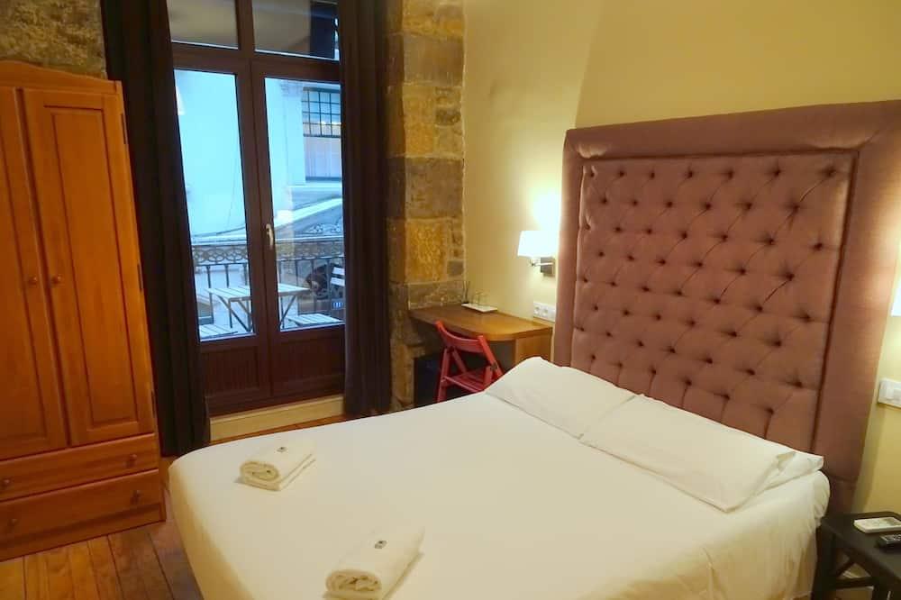 Двомісний номер (1 double bed) - З видом на місто