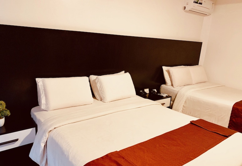 La Fontana Hotel, Guayaquil, Executive Twin Room, 2 Twin Beds, Guest Room
