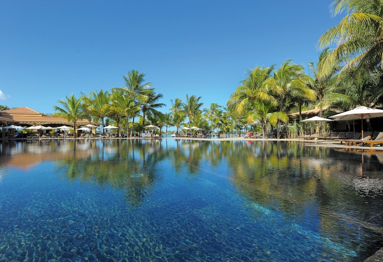 Mauricia Beachcomber Resort & Spa, Grand-Baie, Pool