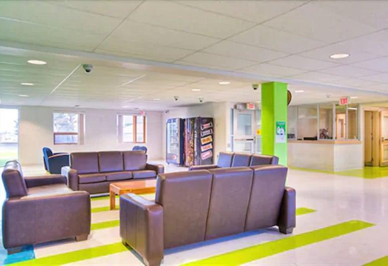 Residence & Conference Centre - Sudbury North, Sudbury, Quầy tiếp tân