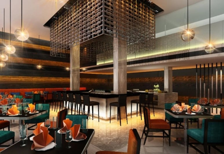 FX Hotel Metrolink Makkasan, Bangkok, Hotel Bar