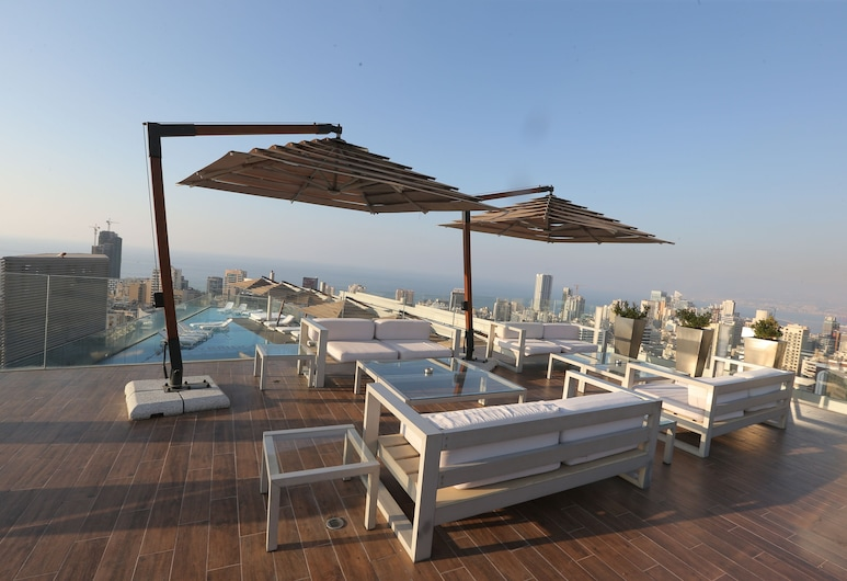 Staybridge Suites Beirut, Beirut, Terrace/Patio