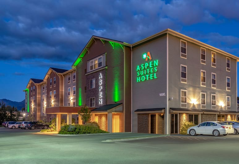 Aspen Suites Hotel Anchorage, Anchorage