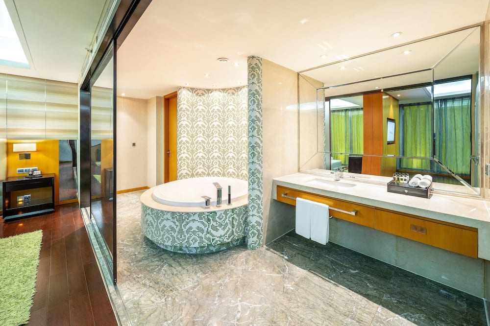 麗雅大客房 - 浴室