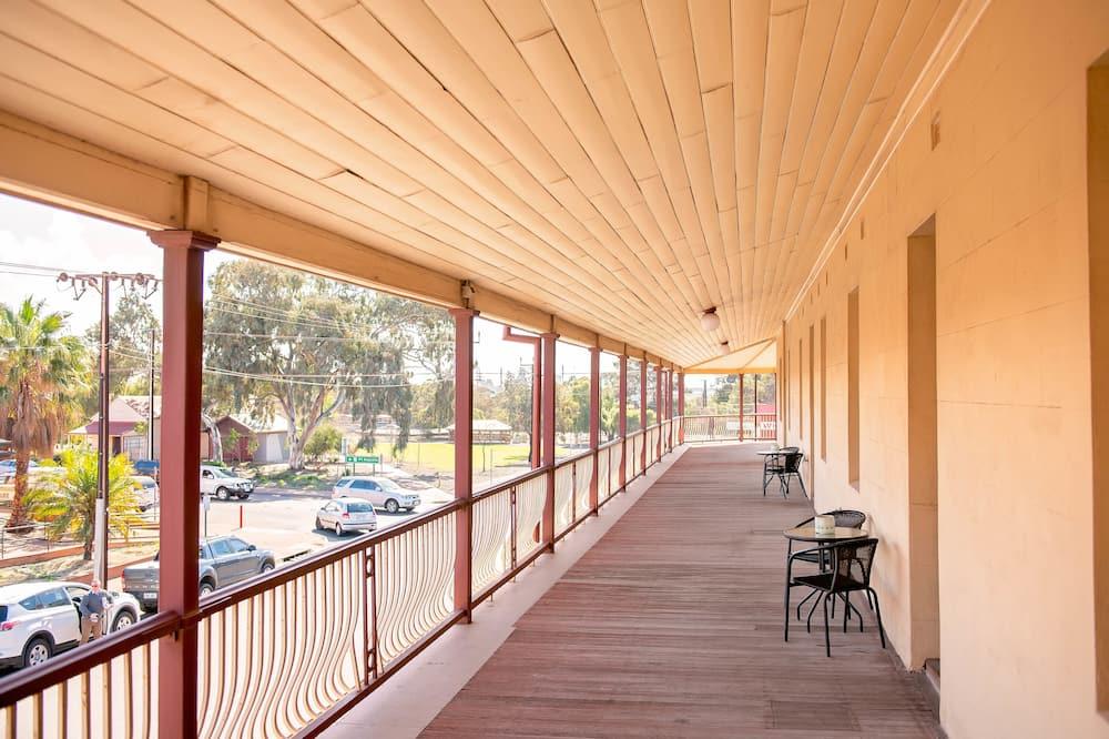 Standard-Apartment, 2Schlafzimmer - Balkon