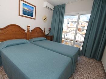 Imagen de Hotel Mediterráneo Carihuela en Torremolinos