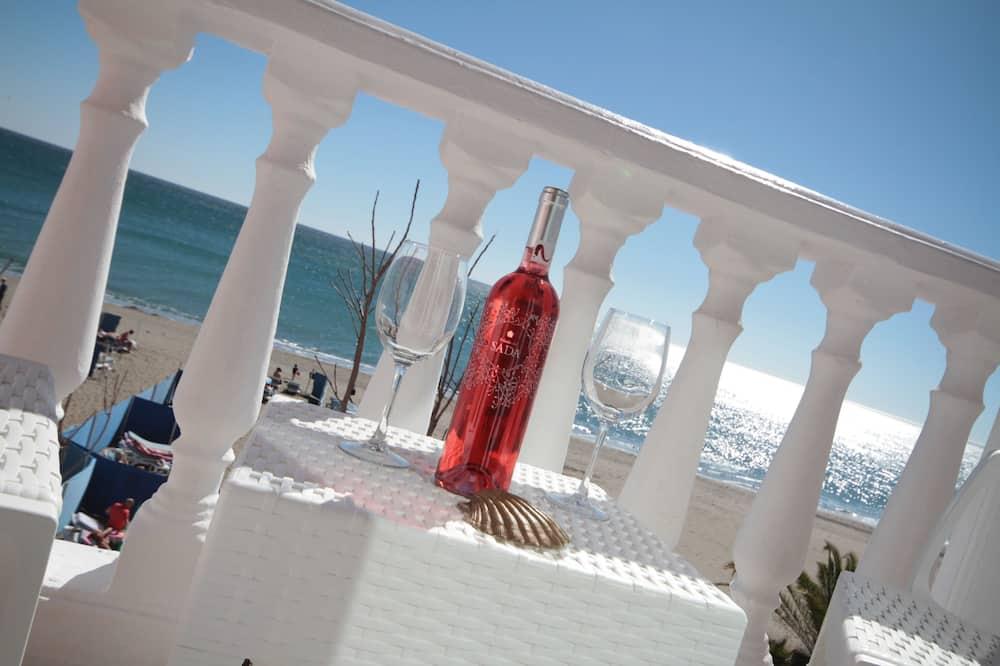 Double Room, Balcony, Sea View - Terrace/Patio