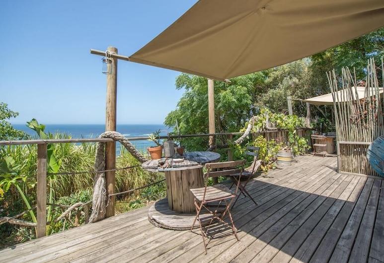 Stone Cottage Guest House, Plettenberg Bay, Terrasse/Patio