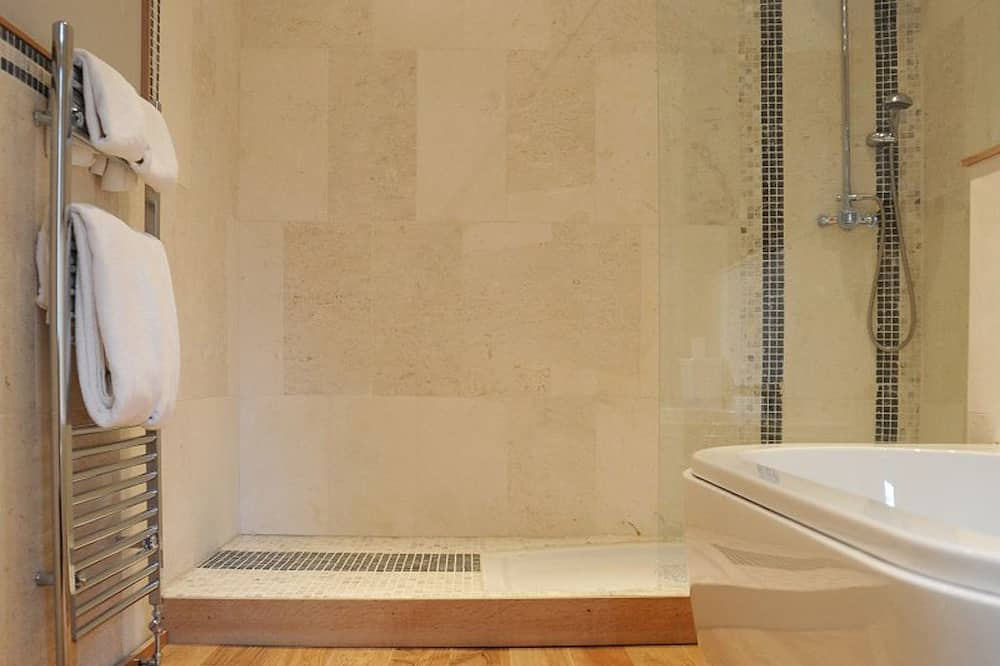 Pokoj Classic se dvěma jednolůžky - Koupelna