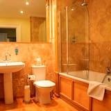Pokoj Classic s dvojlůžkem nebo dvěma jednolůžky (1 Adult) - Koupelna