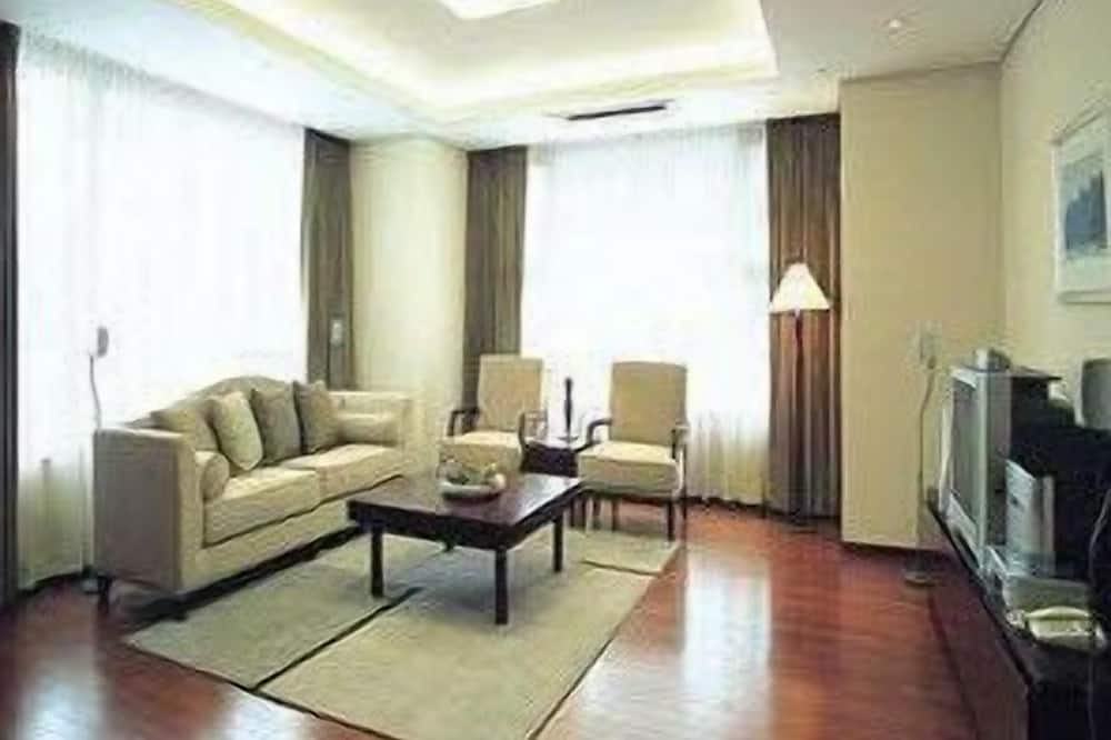 套房 - 客廳