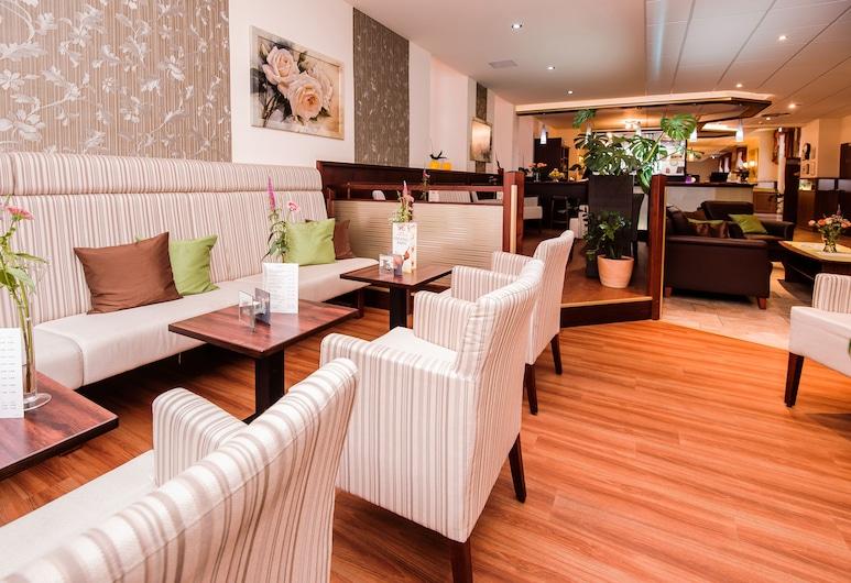 Stadthotel Stern, Wismar, Lobby Sitting Area