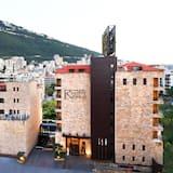 Стандартный одноместный номер, 1 спальня, для людей с ограниченными возможностями, вид на горы - Вид на город