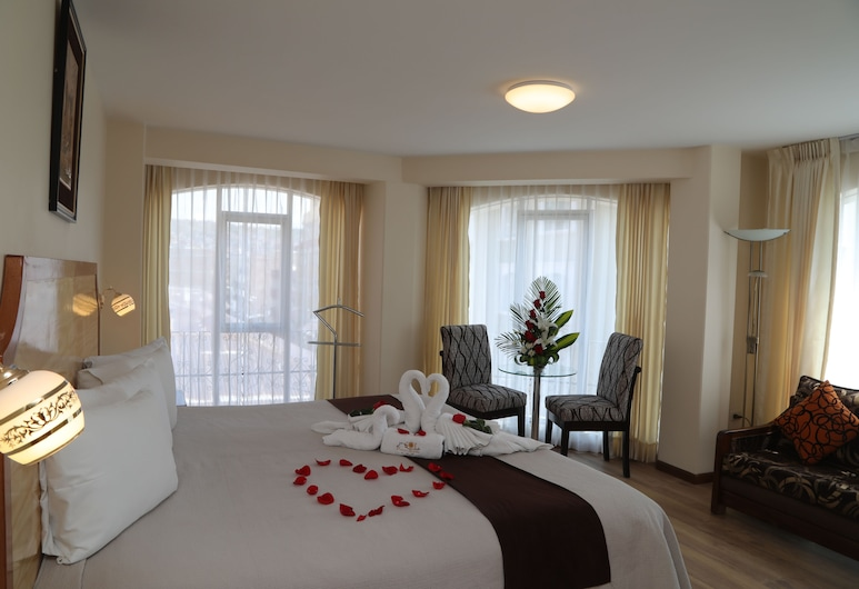 Sol Plaza Hotel, Puno, Dobbeltrom, Gjesterom