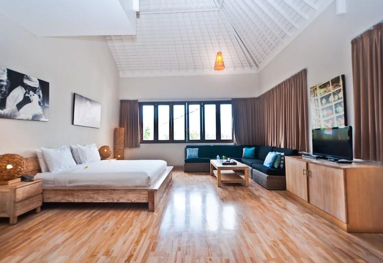The Dipan Resort Petitenget, Seminyak, Kamar Deluks, Kamar Tamu