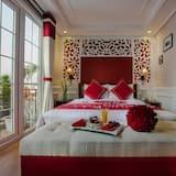 Junior-Suite, Balkon - Zimmer