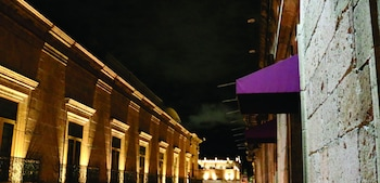 ภาพ Hotel Historia ใน มอเรเลีย (และบริเวณใกล้เคียง)