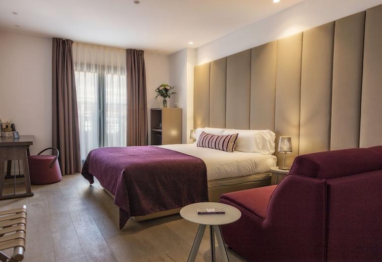 Hotel Calle Mayor, Logroño, Doppelzimmer, Zimmer