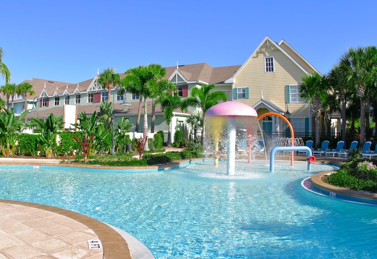 Runaway Beach Resort by Magical Memories, Kissimmee, Basen