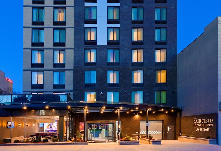 Fairfield Inn & Suites New York Queens/Queensboro Bridge, Long Island City