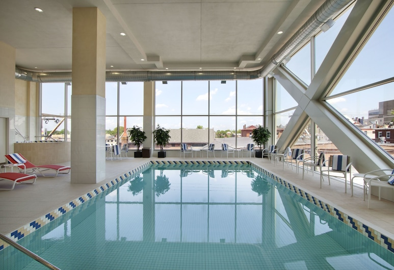 Homewood Suites by Hilton University City, Philadelphia, Indendørs pool