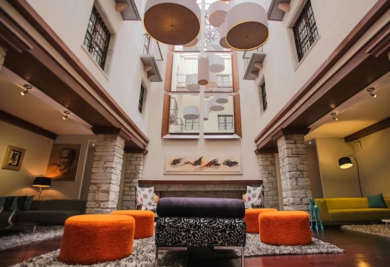 1850 Hotel Boutique , Guanajuato, Lobby Sitting Area