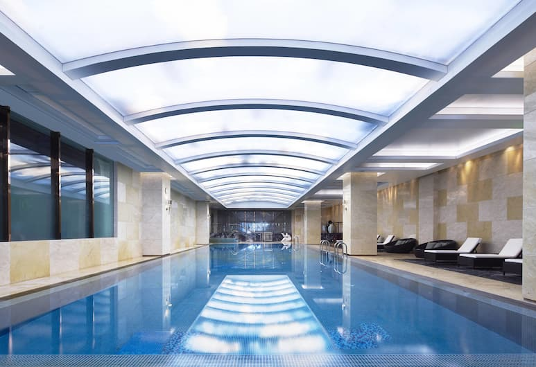 쉐라톤 칭다오 지아저우 호텔, 칭다오, 스포츠 시설