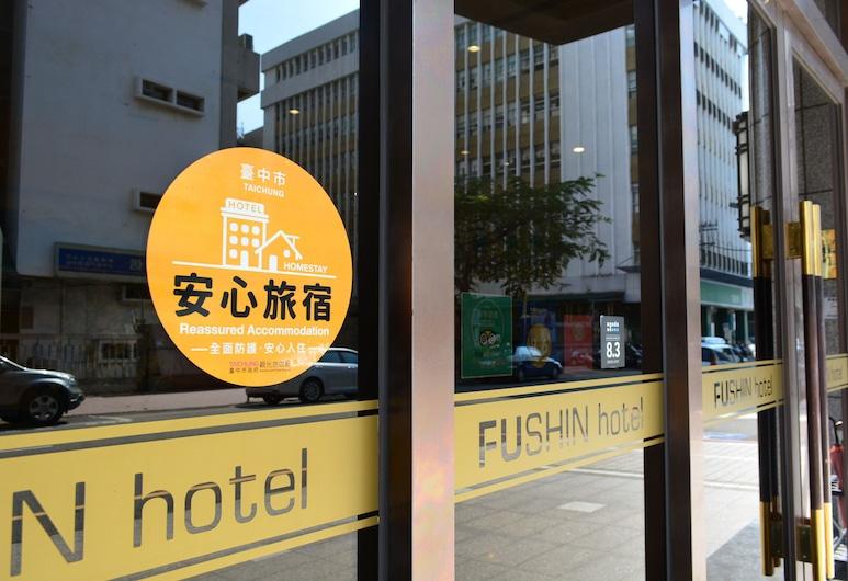 Fushin Hotel Taichung, Taichung