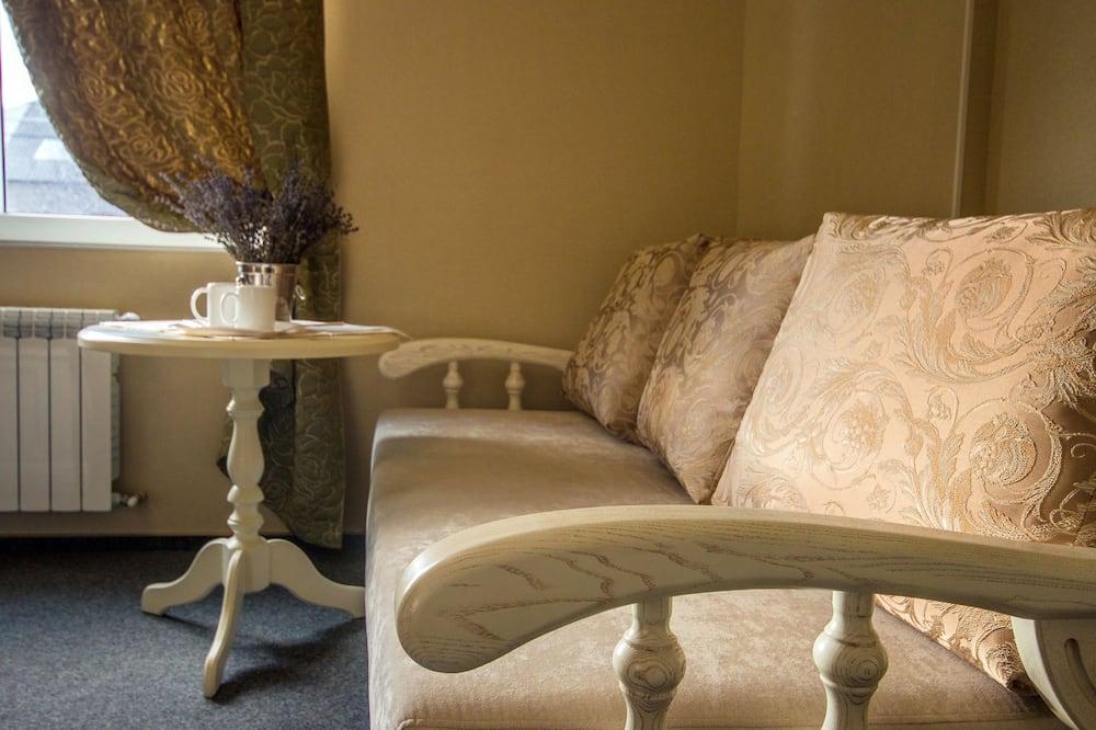 Apartament podstawowy typu Suite, 2 sypialnie - Powierzchnia mieszkalna