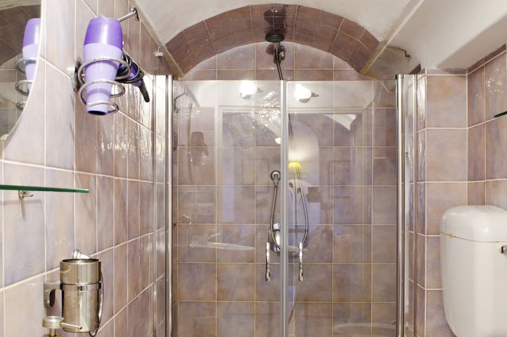 Habitación doble, terraza - Cuarto de baño