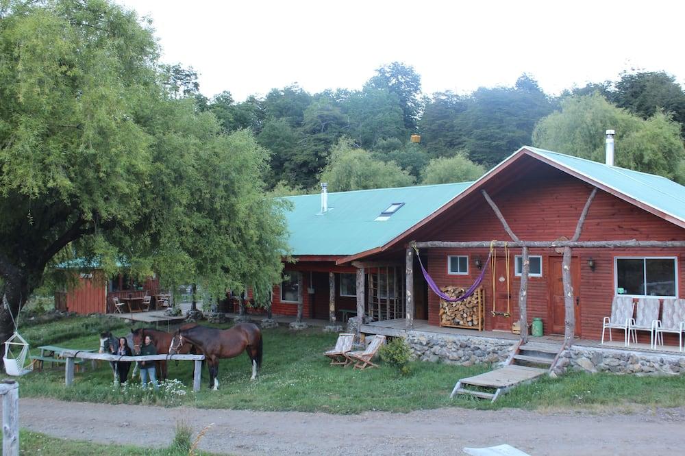 Habitación estándar doble, 1 cama de matrimonio - Vistas al jardín