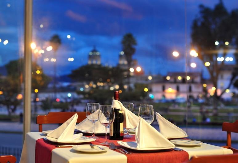 Wyndham Costa del Sol Cajamarca, Cajamarca, Outdoor Dining
