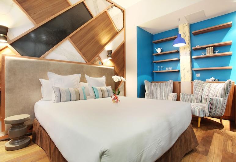 Le Robinet d'Or, Paryż, Apartament typu Junior Suite, Pokój