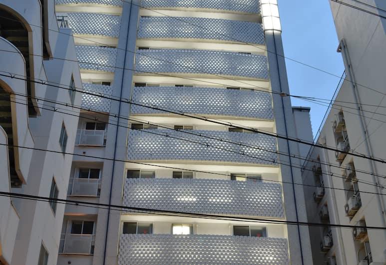 中央綠洲大酒店, 大阪, 酒店入口