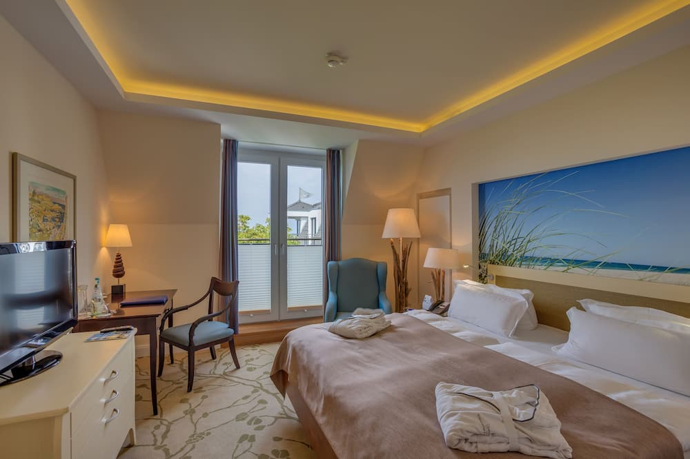 חדר אקסקלוסיבי יחיד - חדר אורחים