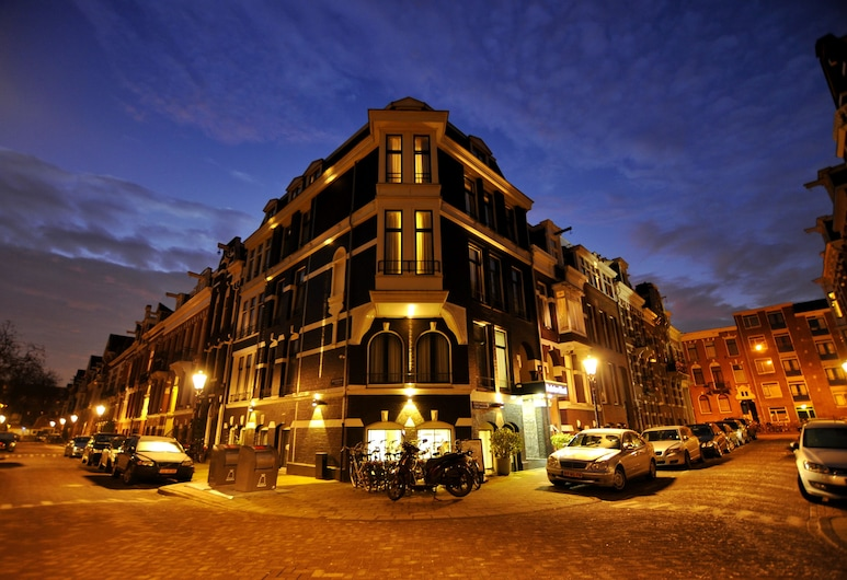 Hotel Park View Amsterdam, Amsterdam, Façade de l'hôtel - Soir/Nuit
