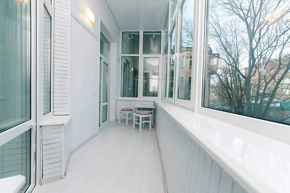 豪華公寓, 1 間臥室 - 陽台