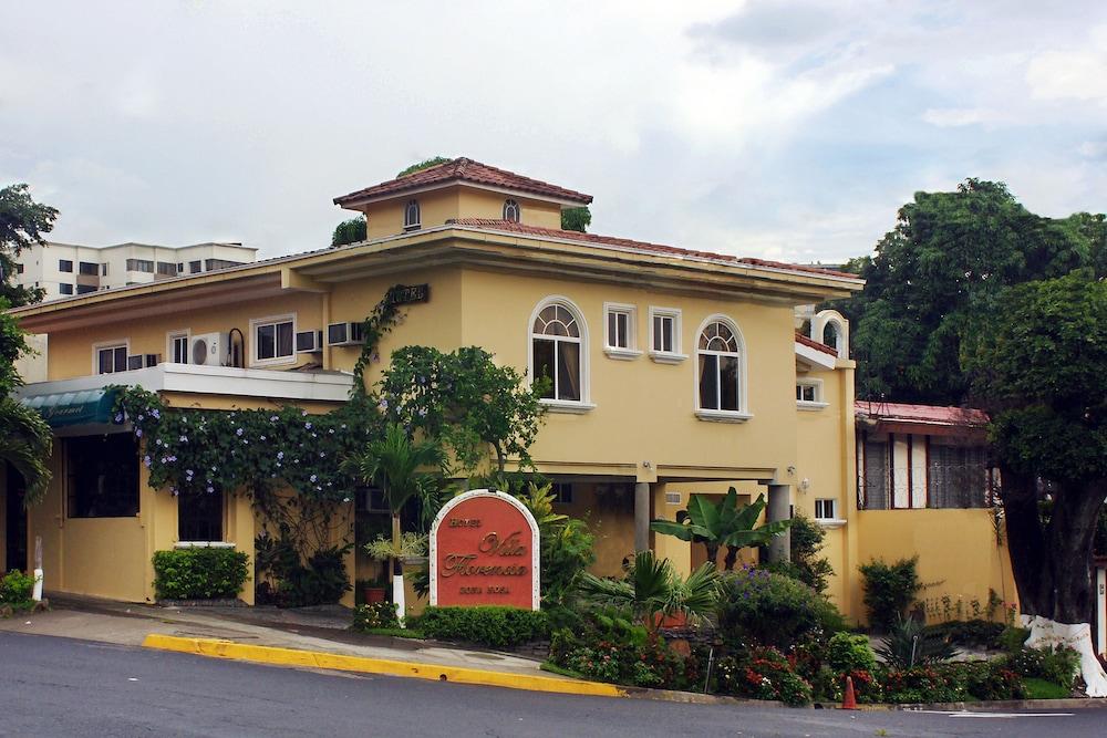 Hotel Villa Florencia Zona Rosa San Salvador
