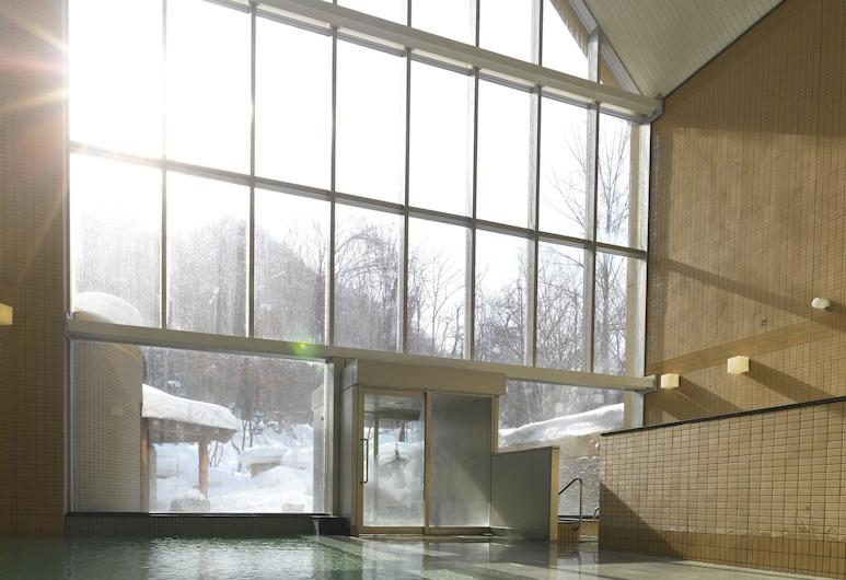 Jozankei Tsuruga Resort Spa MORI no UTA, סאפורו, אמבט ציבורי