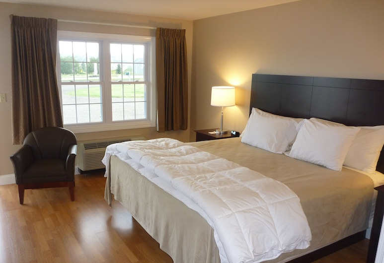 Yankee Clipper Motel, Belfāsta, Paaugstināta komforta numurs, 1 divguļamā karaļa gulta, Viesu numurs