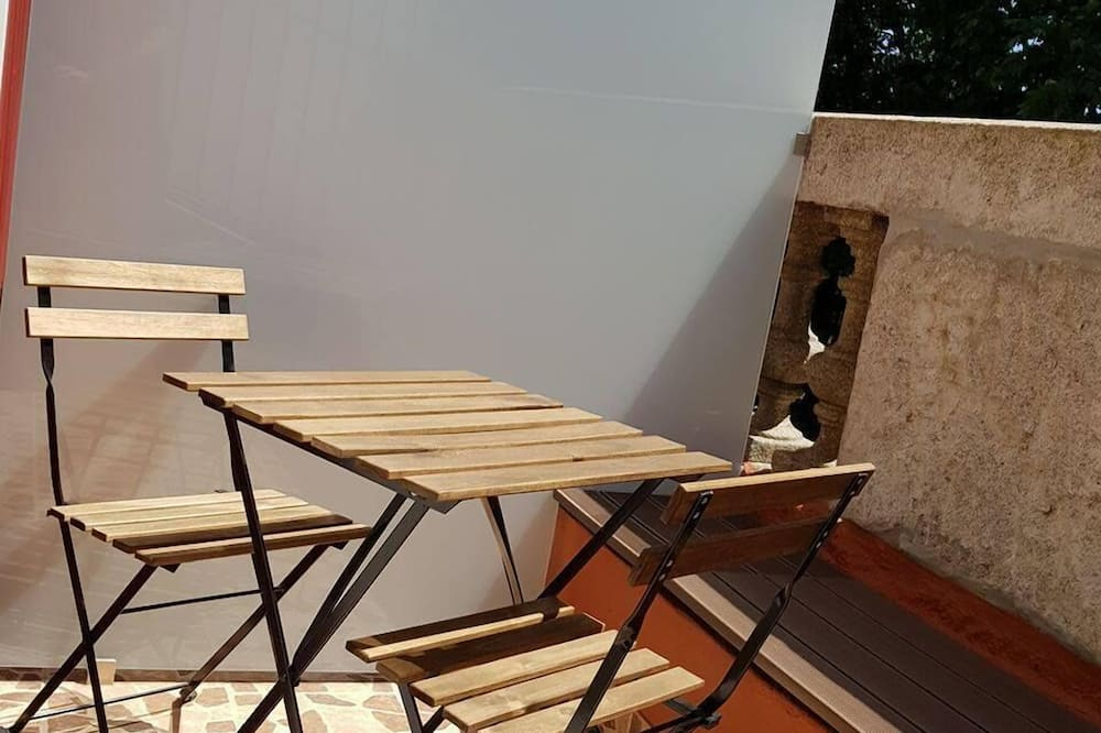 Comfort dvokrevetna soba, privatna kupaonica - Balkon