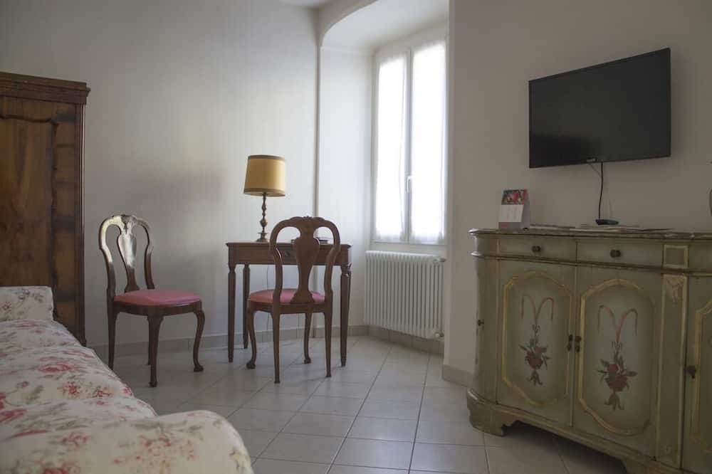 Apartment, 1 Bedroom, City View - Bilik Rehat
